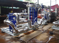HEAT EXCHANGER AND PIPING SYSTEM – AUSTRALIA