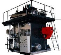 Water Tube Boiler Type D